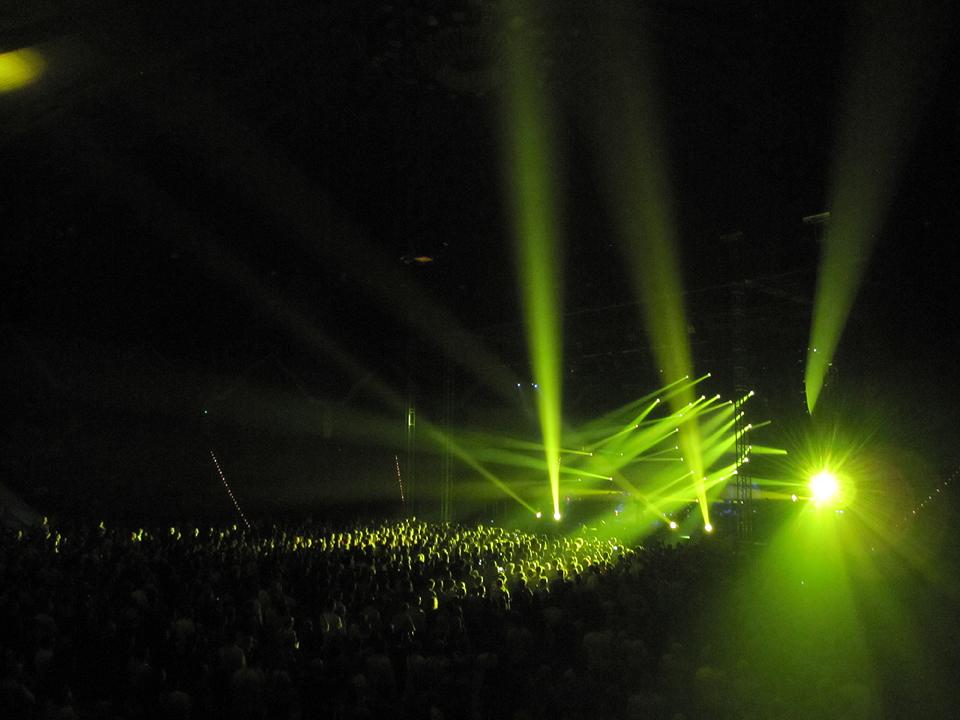 The Australian Pink Floyd Show 2013, Poznań, Hala Arena - foto 19
