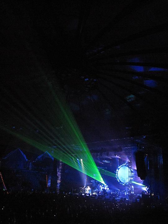 The Australian Pink Floyd Show 2013, Poznań, Hala Arena - foto 43