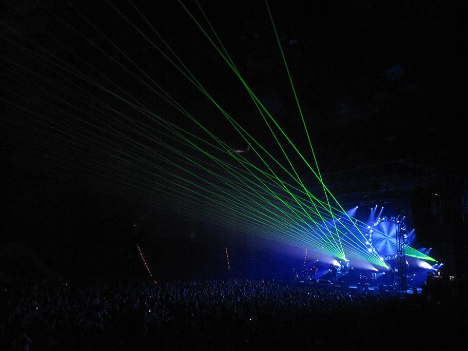The Australian Pink Floyd Show 2013, Poznań, Hala Arena - foto 47