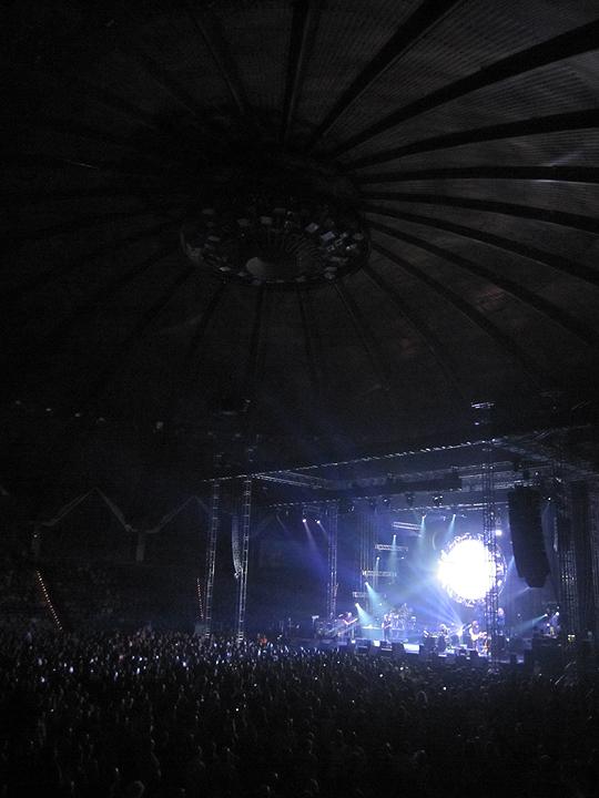 The Australian Pink Floyd Show 2013, Poznań, Hala Arena - foto 53