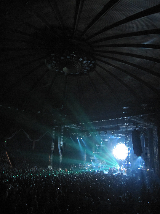The Australian Pink Floyd Show 2013, Poznań, Hala Arena - foto 54
