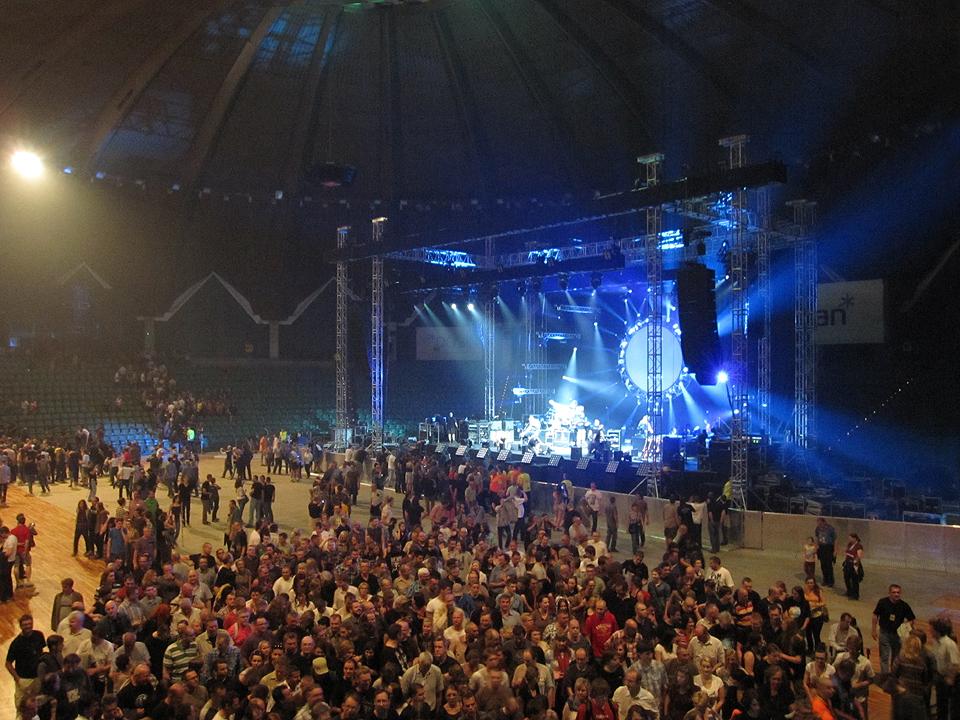 The Australian Pink Floyd Show 2013, Poznań, Hala Arena - foto 55