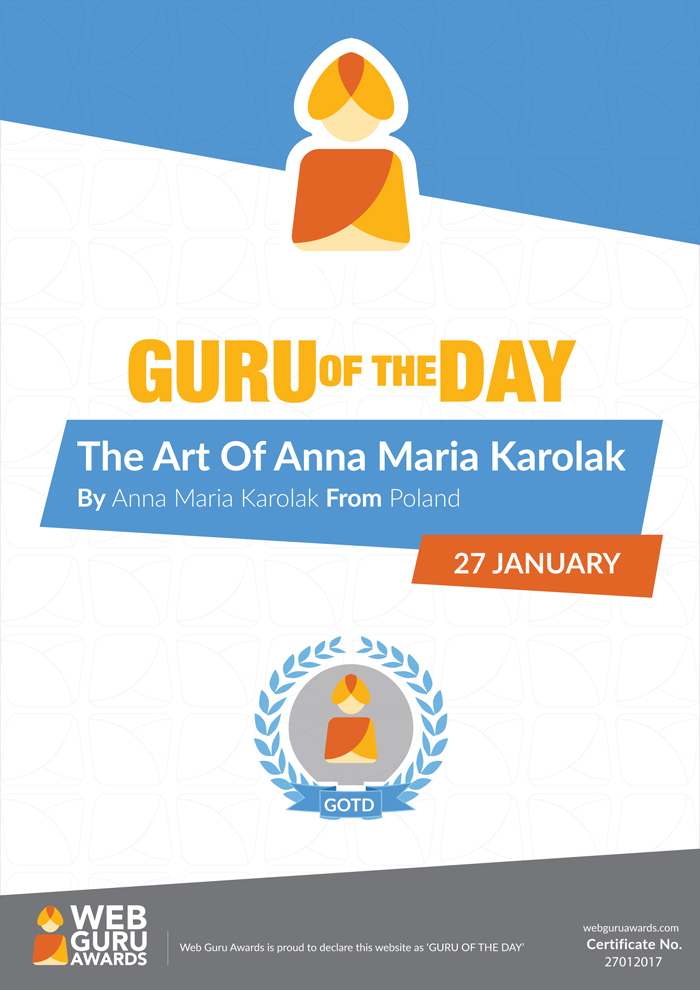 the-art-of-anna-maria-karolak-certificate-for-guru-of-the-day_small_image